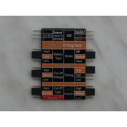 Programovací karta pro MAYTECH serie MTA ESC