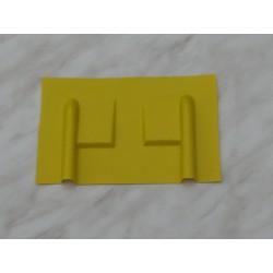 Krytka serv - Filip velká, žlutá