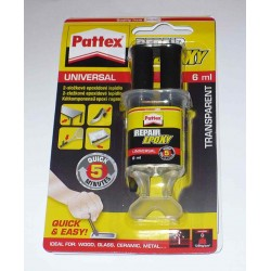 Pattex repair epoxy