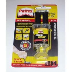 Pattex repair epoxy