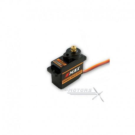 EMAX ES08MA 0.10SEC/2KG/12G ANALOG